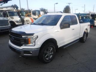 Used 2020 Ford F-150 XLT XTR SuperCab 6.5-ft. 4WD for sale in Burnaby, BC
