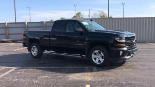 Used 2017 Chevrolet Silverado 1500 LT Z71 DBLE CAB 4WD for sale in Cayuga, ON