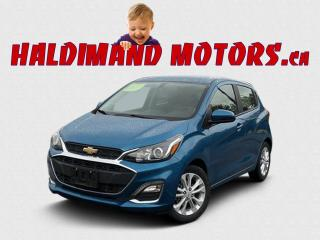Used 2020 Chevrolet Spark 1LT 2WD for sale in Cayuga, ON
