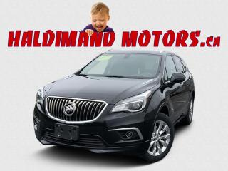 Used 2017 Buick Envision Essense AWD for sale in Cayuga, ON