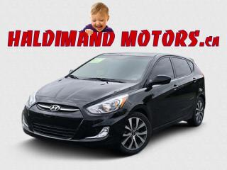 Used 2017 Hyundai Accent SE 2WD for sale in Cayuga, ON