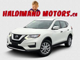 Used 2018 Nissan Rogue S 2WD for sale in Cayuga, ON