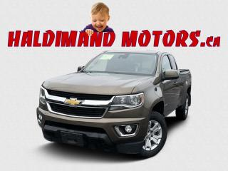Used 2016 CHEV COLORADO LT EXT CAB 4WD for sale in Cayuga, ON