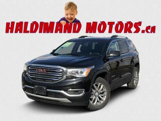 Used 2019 GMC Acadia SLE-2 AWD for sale in Cayuga, ON