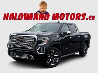 Used 2020 GMC Sierra 1500 Denali CREW 4WD for sale in Cayuga, ON