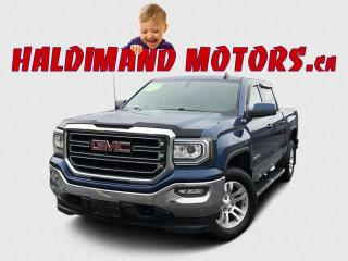 Used 2018 GMC Sierra 1500 SLE Z71 CREW 4WD for sale in Cayuga, ON