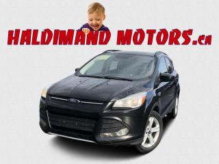 Used 2014 Ford Escape SE 2WD for sale in Cayuga, ON