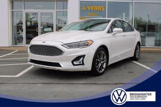 Used 2020 Ford Fusion Hybrid Titanium for sale in Hebbville, NS