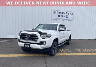 Used 2016 Toyota Tacoma LIMITED for sale in Gander, NL