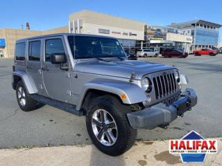 Used 2018 Jeep Wrangler JK Unlimited Sahara for sale in Halifax, NS