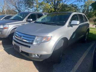 Used 2010 Ford Edge Limited for sale in New Hamburg, ON