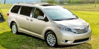 Used 2015 Toyota Sienna LE for sale in Prince Albert, SK