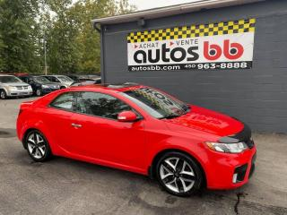 Used 2010 Kia Forte Koup for sale in Laval, QC