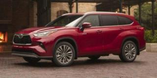 New 2021 Toyota Highlander Hybrid Limited for sale in Langley, BC