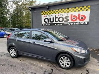 Used 2012 Hyundai Accent for sale in Laval, QC