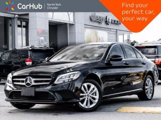 Used 2019 Mercedes-Benz C-Class C 300 4MATIC Sedan Heated Seats Panoramic Roof for sale in Thornhill, ON
