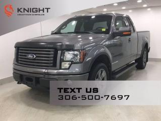 Used 2012 Ford F-150 FX4 SuperCab   Sunroof   BackUp Camera   for sale in Regina, SK