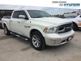 Used 2016 RAM 1500 Laramie Limited for sale in Owen Sound, ON