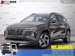 New 2022 Hyundai Tucson Hybrid Ultimate for sale in Mississauga, ON
