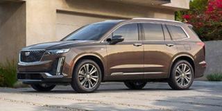 New 2022 Cadillac XT6 Luxury for sale in Winnipeg, MB