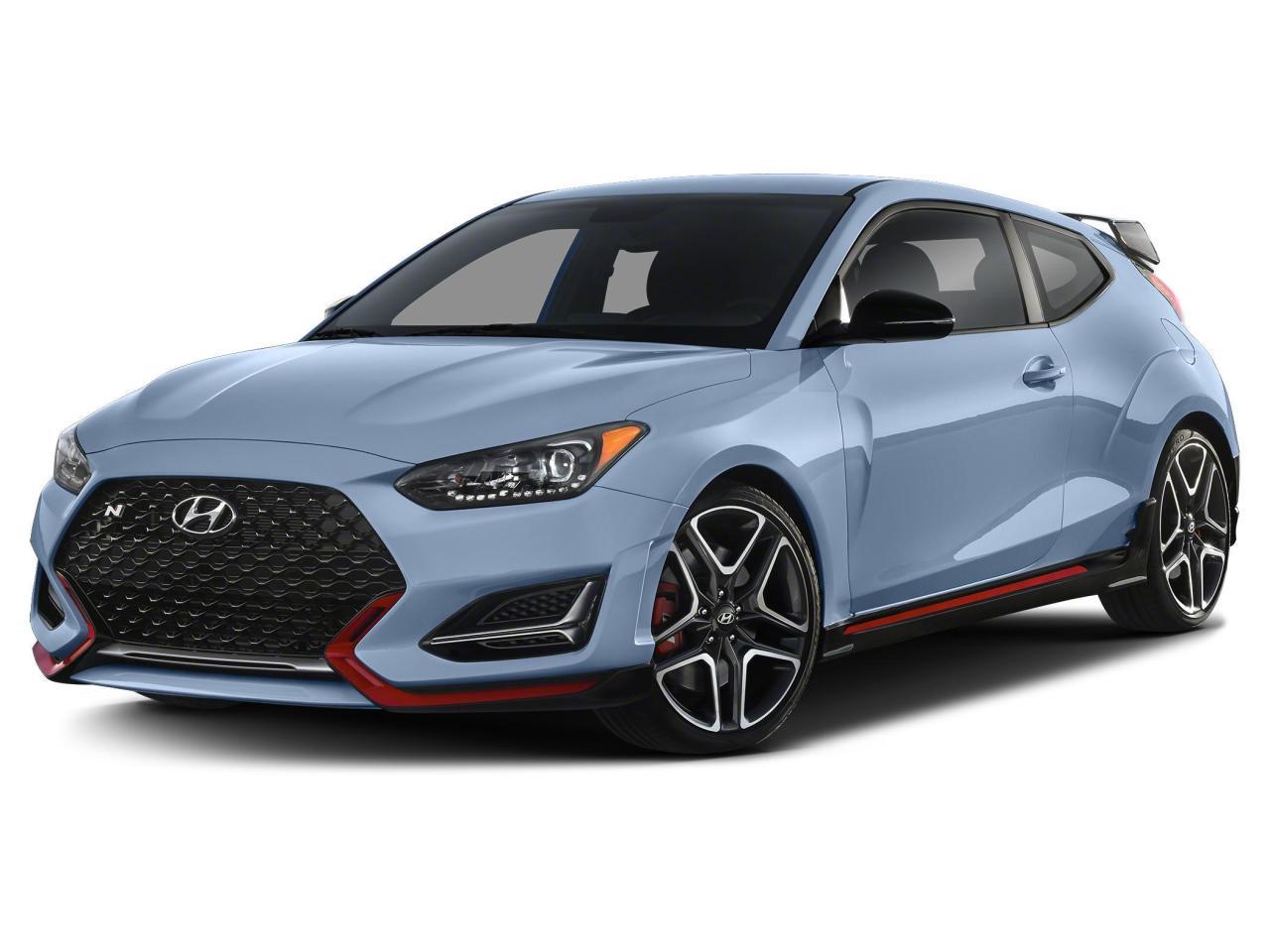 2022 Hyundai Veloster N NO OPTIONS