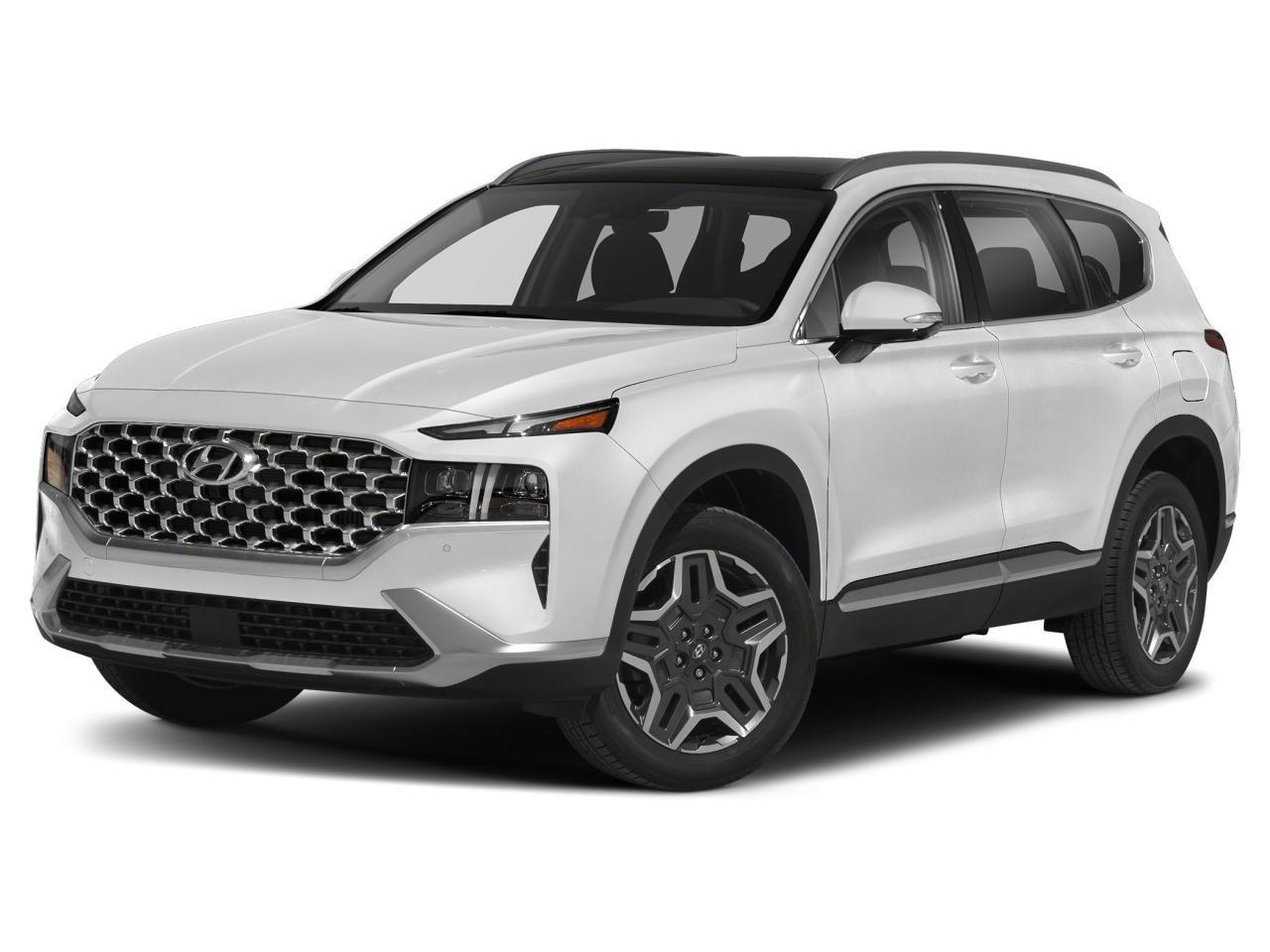 2022 Hyundai Santa Fe 1.6T LUXURY HYBRID AWD NO OPTIONS