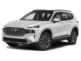 New 2022 Hyundai Santa Fe 1.6T LUXURY HYBRID AWD NO OPTIONS for sale in Windsor, ON