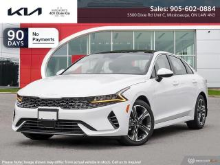 New 2022 Kia K5 EX for sale in Mississauga, ON