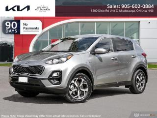 New 2022 Kia Sportage LX for sale in Mississauga, ON
