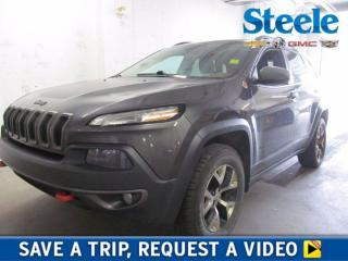 Used 2016 Jeep Cherokee Trailhawk for sale in Dartmouth, NS