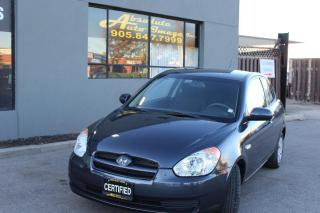 Used 2010 Hyundai Accent SE for sale in Oakville, ON