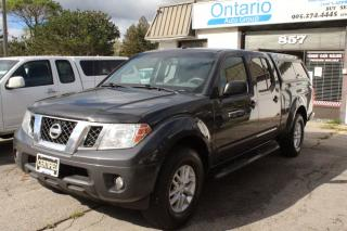 Used 2015 Nissan Frontier SV for sale in Mississauga, ON