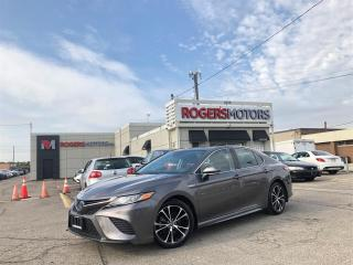 Used 2019 Toyota Camry HYBRID SE - SUNROOF - LEATHER - TECH FEATURES for sale in Oakville, ON