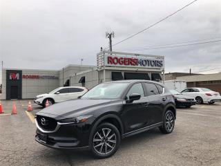 Used 2017 Mazda CX-5 3.99% Financing - GT AWD - NAVI - SUNROOF - LEATHER for sale in Oakville, ON