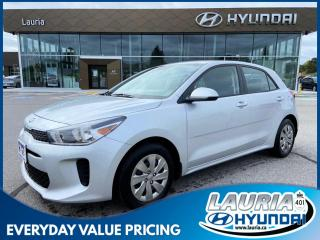 Used 2018 Kia Rio 5-Door LX+  -  ULTRA LOW KMS for sale in Port Hope, ON