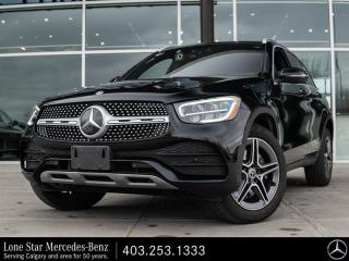 Used 2020 Mercedes-Benz GLC 300 4MATIC SUV for sale in Calgary, AB