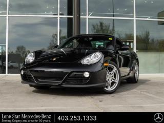 Used 2012 Porsche Cayman for sale in Calgary, AB