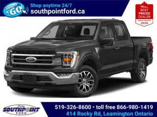 New 2021 Ford F-150 Lariat for sale in Leamington, ON