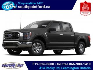 New 2021 Ford F-150 for sale in Leamington, ON