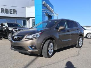 Used 2019 Buick Envision Essence AWD for sale in Weyburn, SK