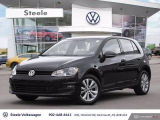 Used 2017 Volkswagen Golf COMFORTLINE for sale in Dartmouth, NS