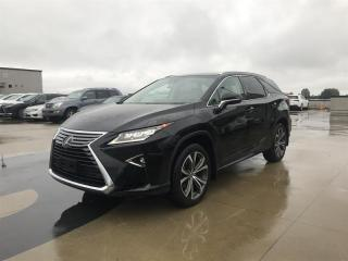 Used 2018 Lexus RX 350 L 8A for sale in Richmond, BC
