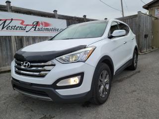 Used 2013 Hyundai Santa Fe Luxury for sale in Stittsville, ON