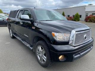 Used 2012 Toyota Tundra Limited  for sale in Woodstock, NB
