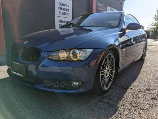 Used 2008 BMW 3 Series 335i, HARD TOP CONVERTABLE, NAVIGATIOIN, BLUETOOTH for sale in Burlington, ON
