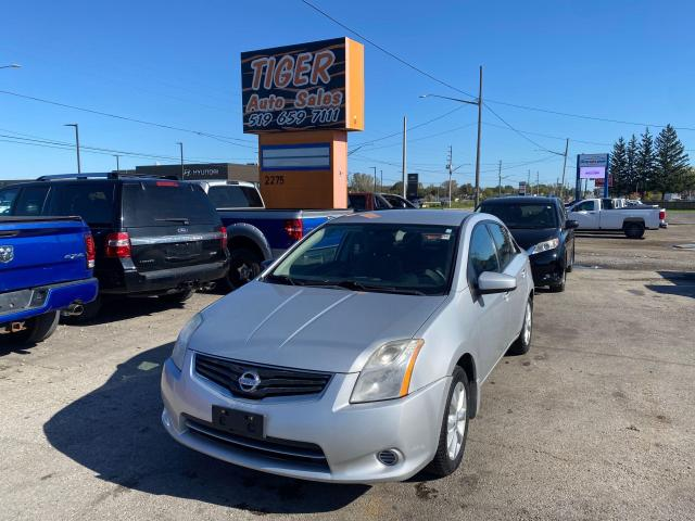 2011 Nissan Sentra 2.0*GREAT ON GUEL*4 CYLINDER*AS IS SPECIAL