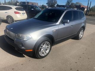 Used 2008 BMW X3 3.0Si for sale in Stouffville, ON