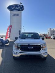 Used 2021 Ford F-150 XLT 4x4 SuperCrew Cab Styleside 157.0 in. WB for sale in Lacombe, AB