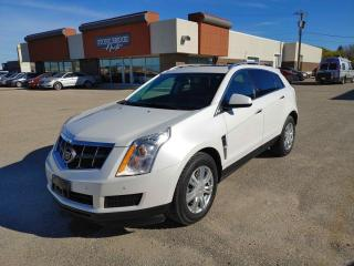 Used 2011 Cadillac SRX Luxury Collection for sale in Steinbach, MB