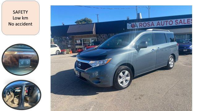 2011 Nissan Quest AUTO LOW KM NO ACCIDENT SAFETY POWER SLIDING DOORS
